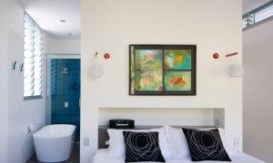 Sunblest Suffolk Park master bedroom