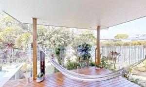 Sunnyside Up - Byron Bay - Deck Area