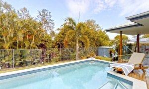 Sunnyside Up - Byron Bay - Pool Area