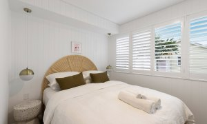 Sunset Beach - Riverside - Brunswick Heads - Queen Bedroom 2