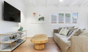 Sunset Beach - Summer Breeze - Brunswick Heads - Living Room