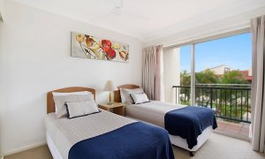 Sunset In Surfers - Gold Coast - Bedroom 1