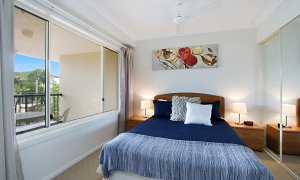 Sunset In Surfers - Gold Coast - Master Bedroom