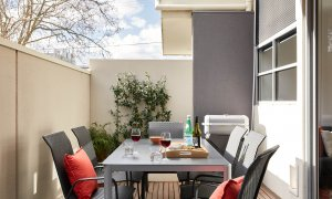The Cassin - Elwood - Al Fresco Dining Area