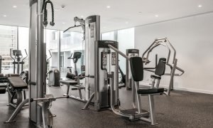 The Fawkner - Melbourne - Indoor Gym