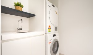 The Fawkner - Melbourne - Laundry Area