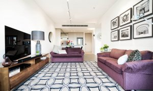 The Fawkner - Melbourne - Living Area
