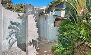 The Hawk - Wategos Byron Bay - Outdoor Shower
