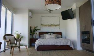 The Luxury Eco Rainforest Retreat - Currumbin Valley - Bedroom