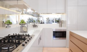 The Residence - Brighton - Kitchen Area