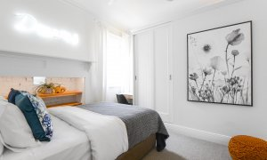 The Veronica - Northcote - Bedroom 2