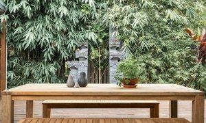 The White Rabbit - Byron Bay - Garden Table