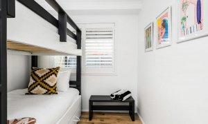 Three Salty Sisters - Byron Bay - Bedroom 3b