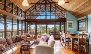 Toad Hall - Lennox Head - Living Room