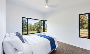 Toad Hall Cottage - Lennox Head - Main Bedroom