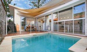 Toby's Beach House - Mermaid Beach - Plunge Pool