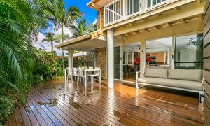 Tradewinds 4 - Clarkes Beach - Deck