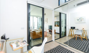 Vox Vibe - Prahran - Entrance to Living Area