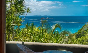 Wategos Retreats Apartment - Wategos Beach - Byron Bay - Ocean Views