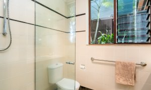 Wategos Retreats - Wategos Beach - Byron Bay - Studio shower
