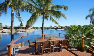 Surfers Paradise Retreat - Gold Coast - Canalfront