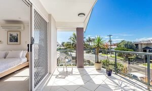 Wave Haven - Lennox Head - Master Bedroom Balcony