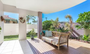 Wave Haven - Lennox Head - Outdoor Daybed