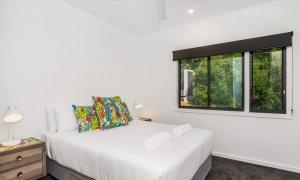 Wollumbin Haus - Byron Bay - Queen Bedroom