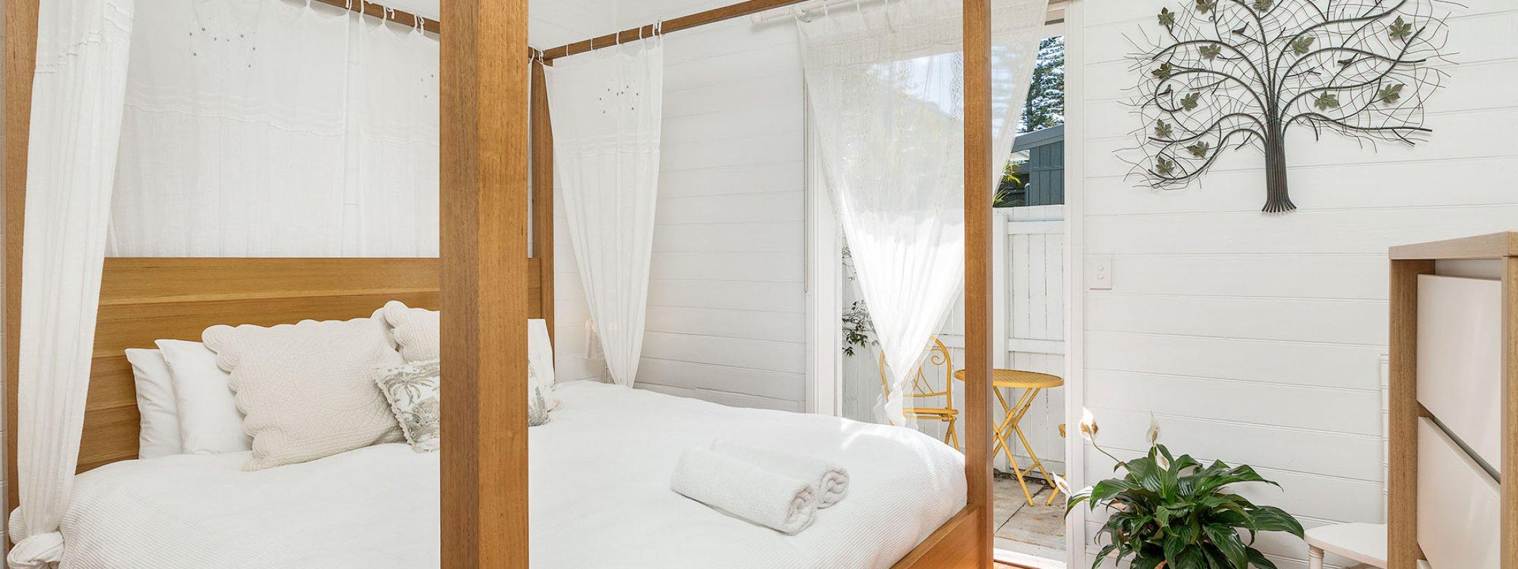 Aaloka Bay - Byron Bay - Bedroom 3