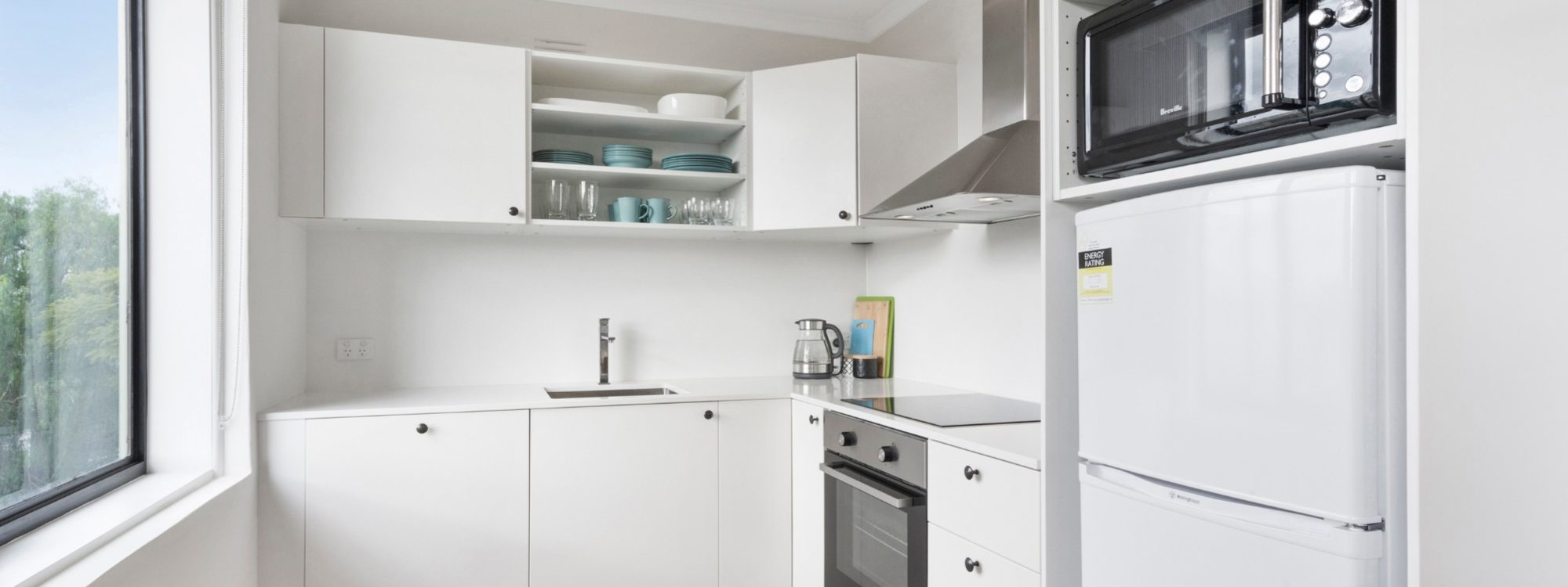 Aces Place Melbourne - Kitchen