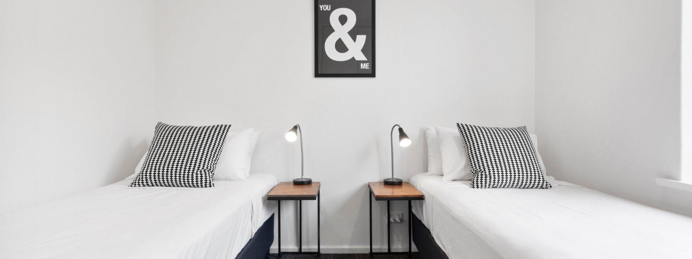 Aces Place Melbourne - Bedroom 2