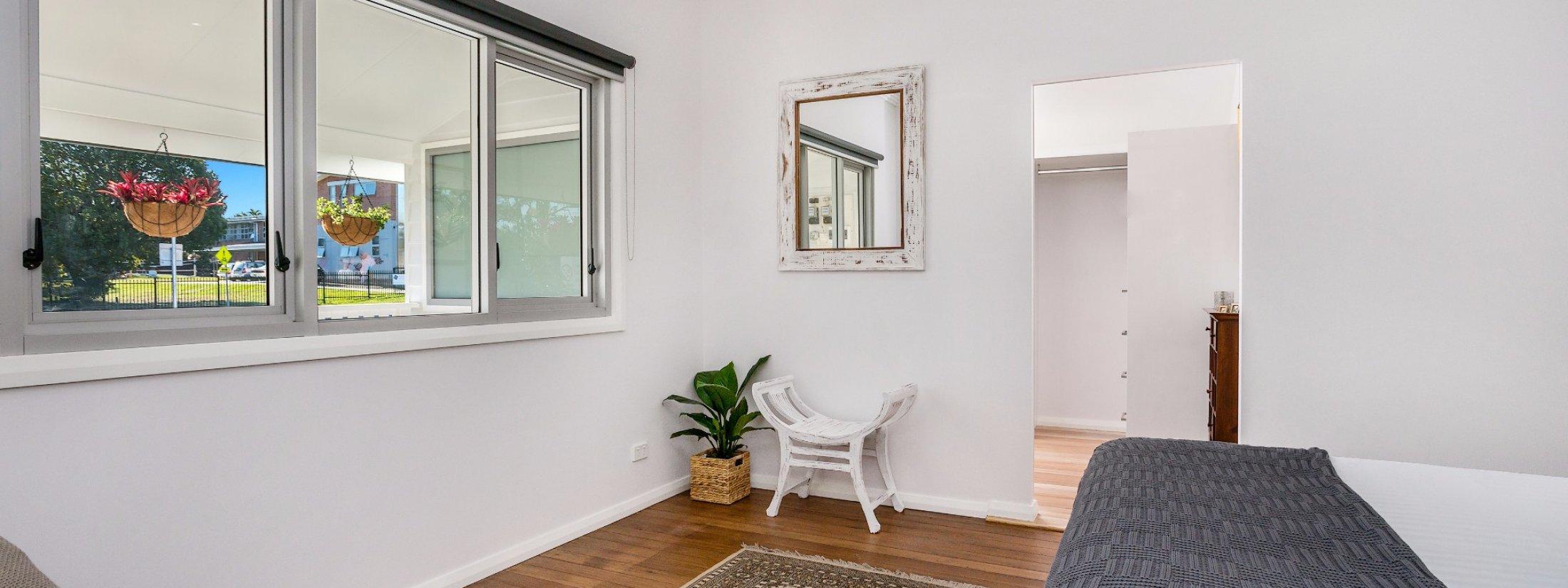 Aditi - front queen bedroom