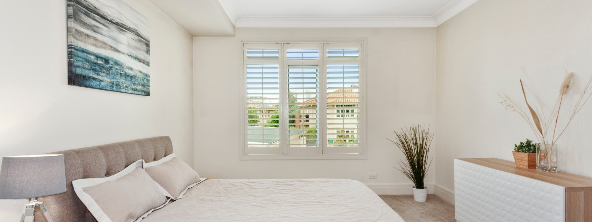 Alberts on Esplanade - Port Melbourne - Master Bedroom