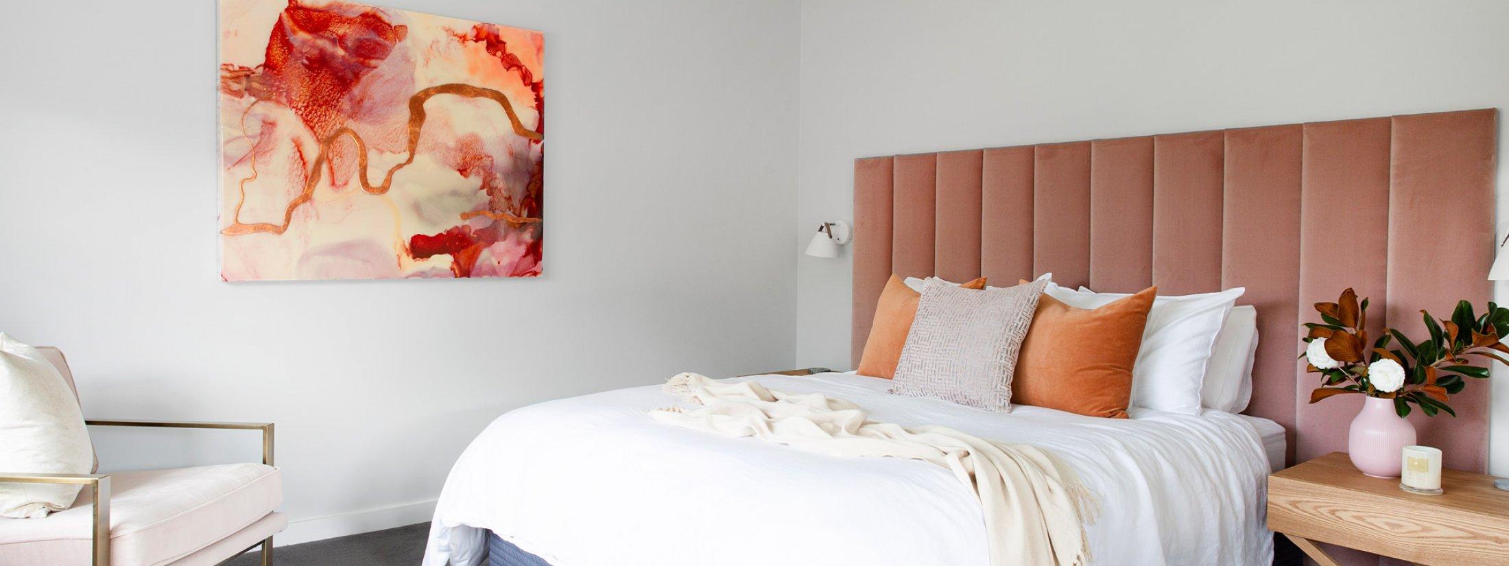 Amileka - Byron Bay Hinterland - Bedroom 4a