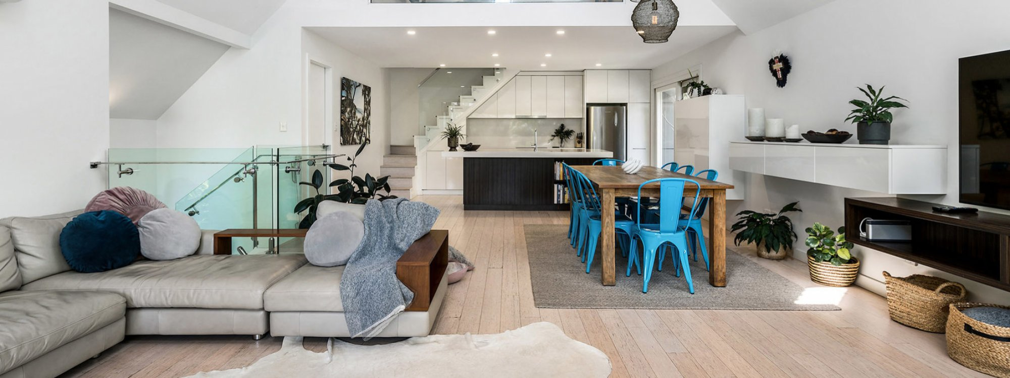 Arya - Byron Bay - Open Plan Living