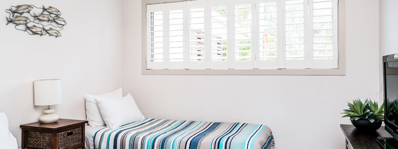 At Driftaway - Byron Bay - Twin Bedroom Upstairs