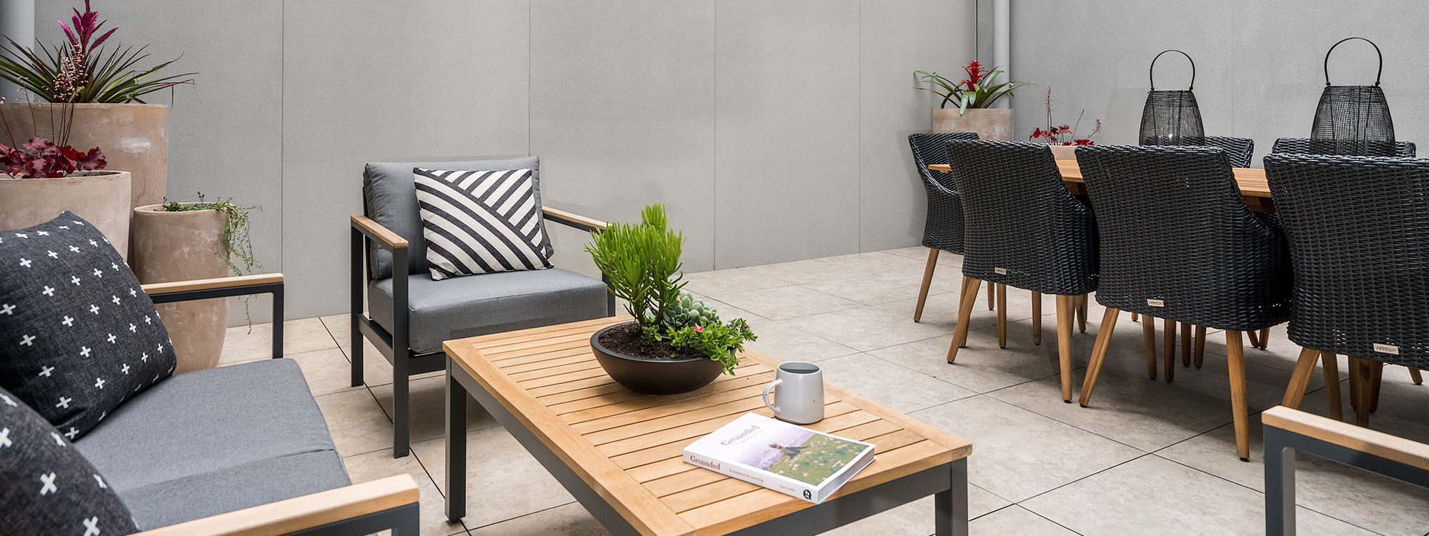 Axel Apartments The Faircroft - Glen Iris - Outdoor area d
