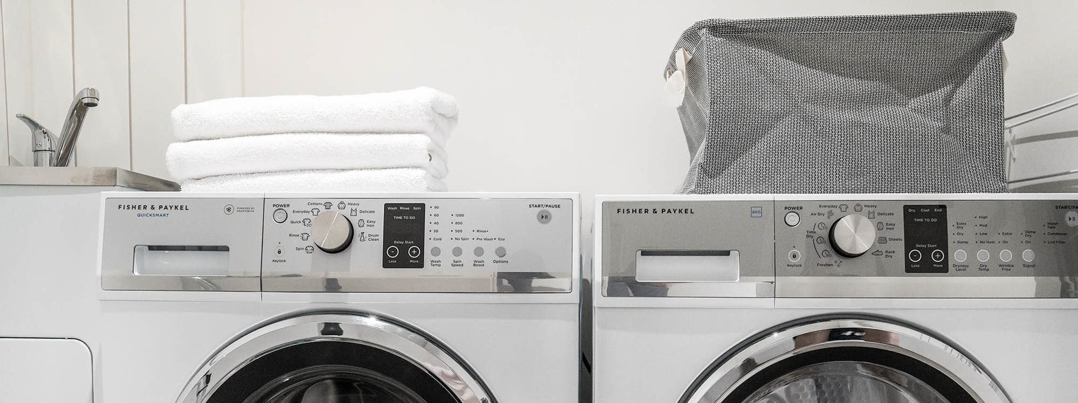 Axel Apartments 203 The Bonfield - Glen Iris - Laundry