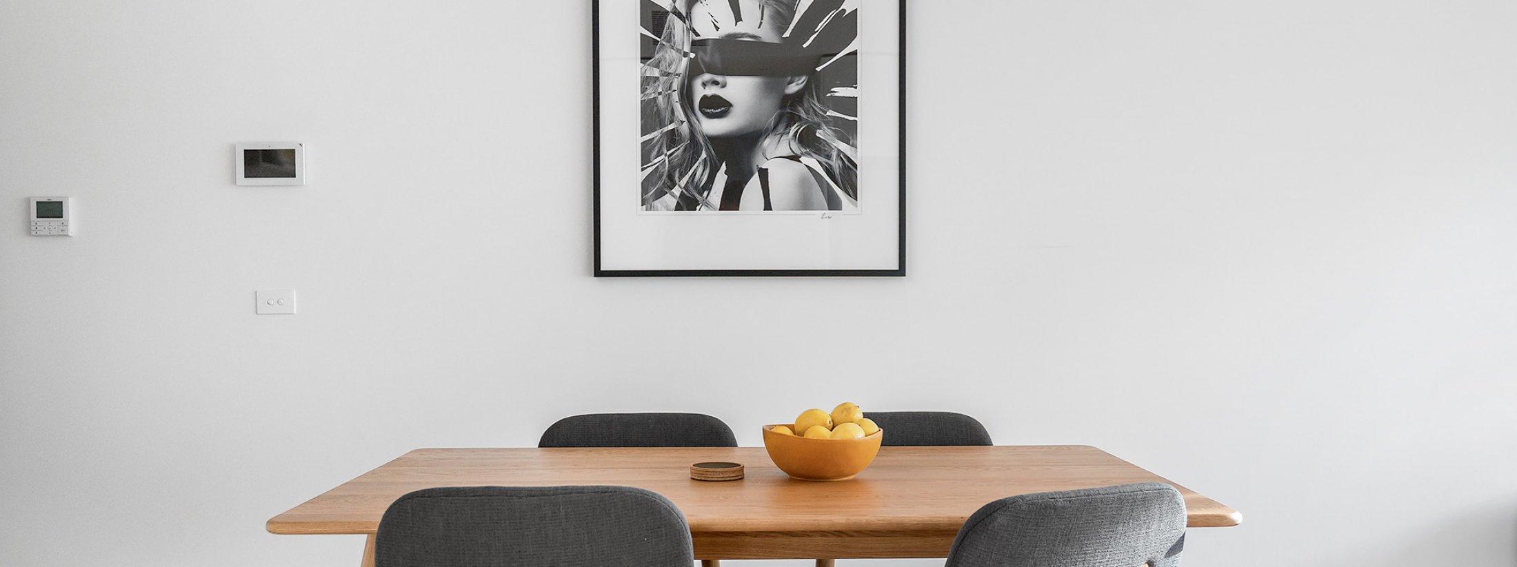 Axel Apartments - The Clarke - Glen Iris - Dining