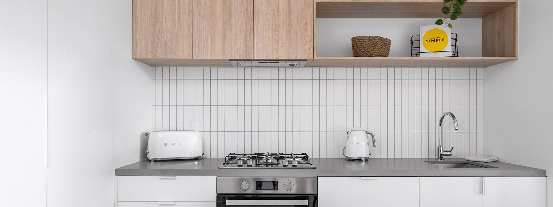 Axel Apartments - The Grove - Glen Iris - Kitchen b