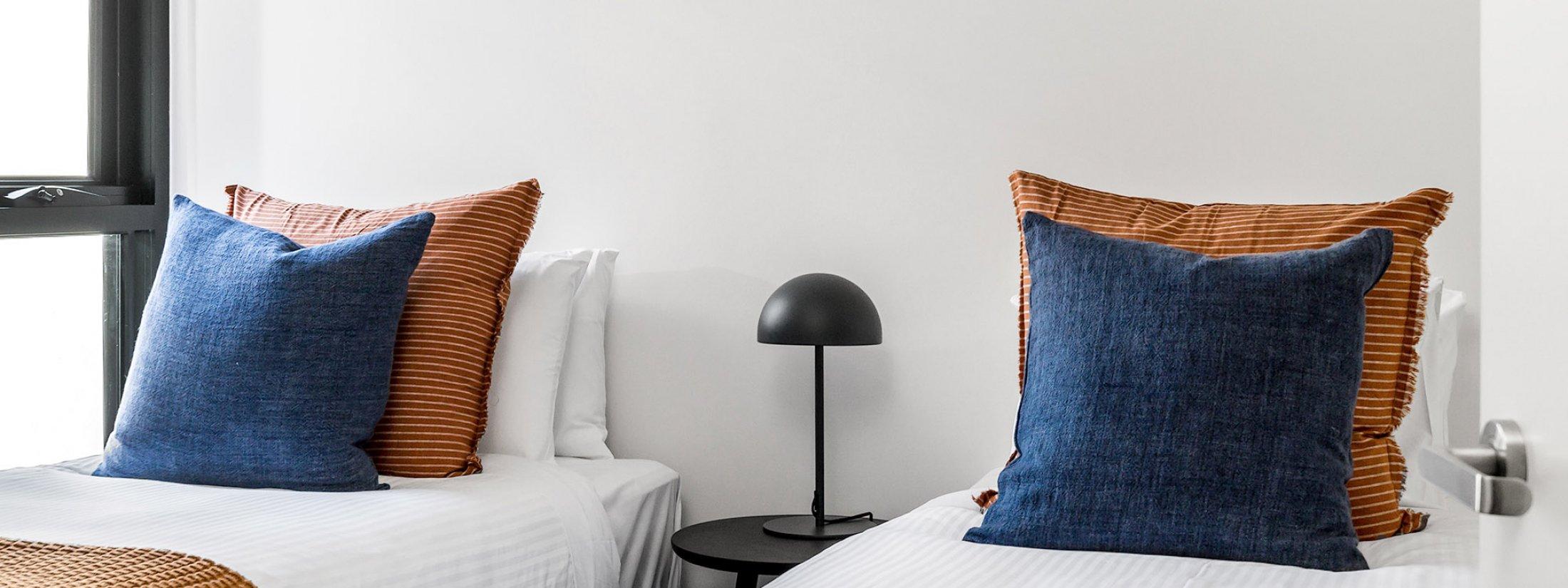 Axel Apartments - The Parkin - Glen Iris - Bedroom 2b