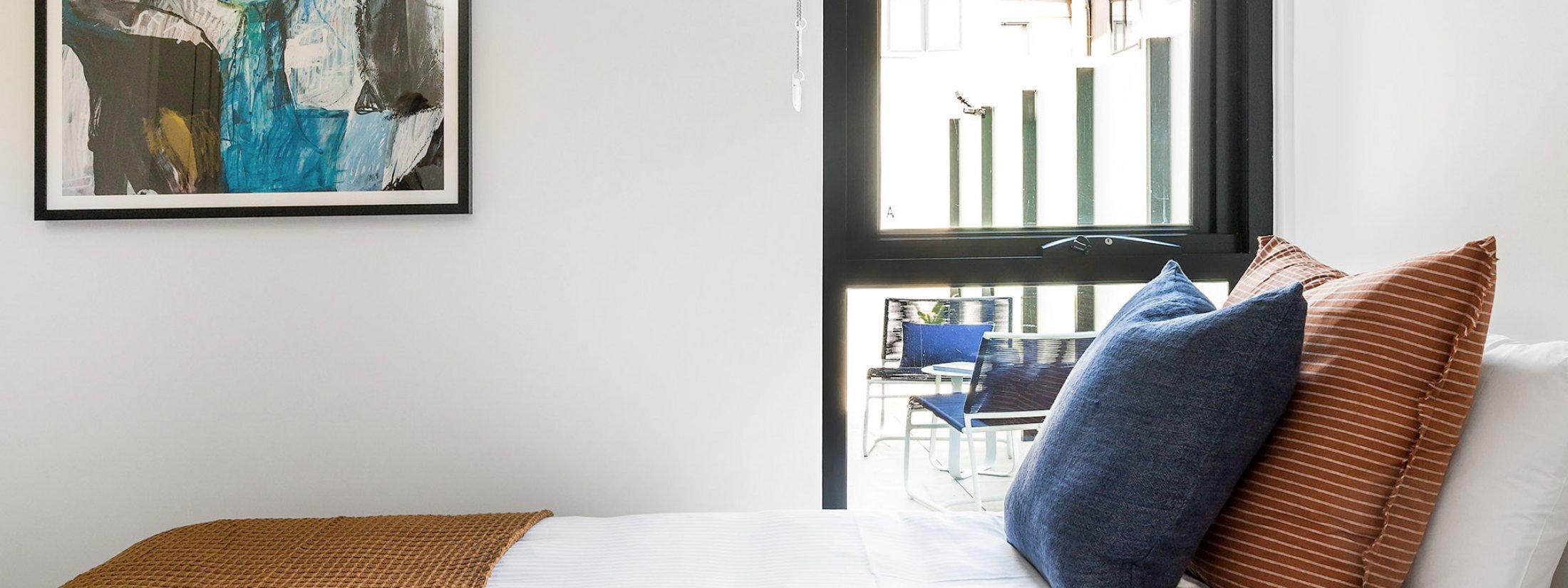 Axel Apartments - The Parkin - Glen Iris - Bedroom 2c