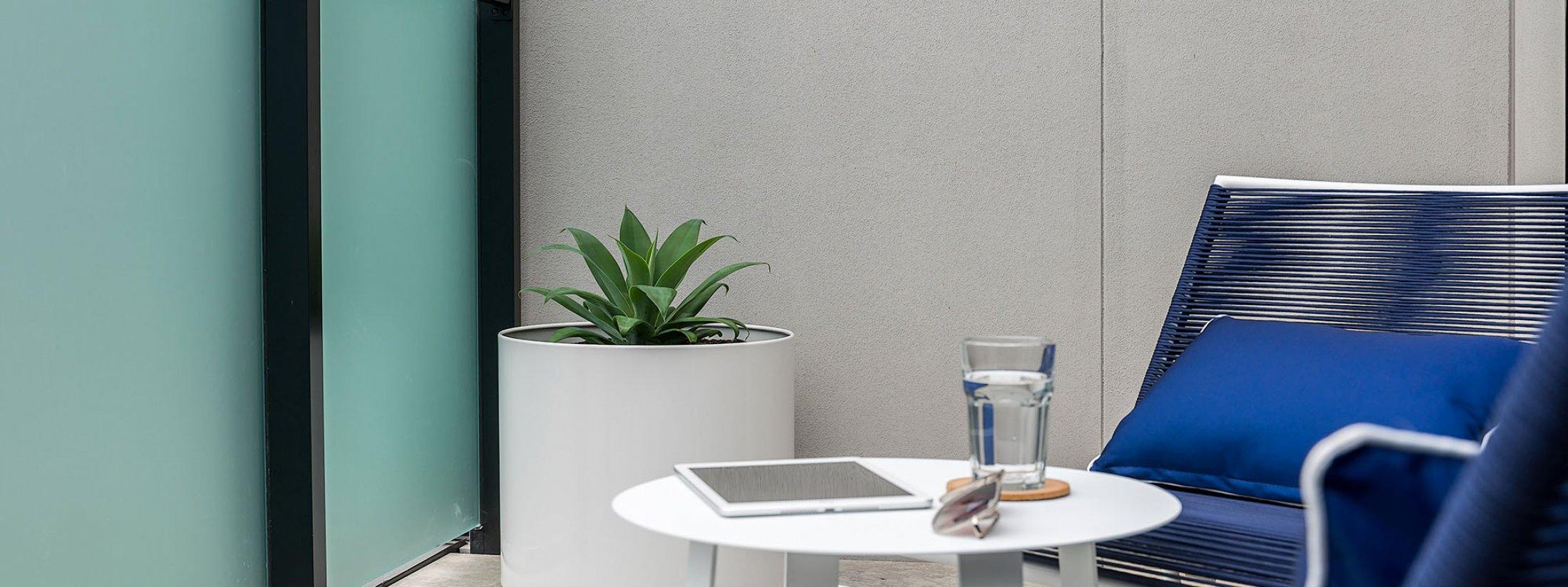 Axel Apartments - The Radnor - Glen Iris - Balcony