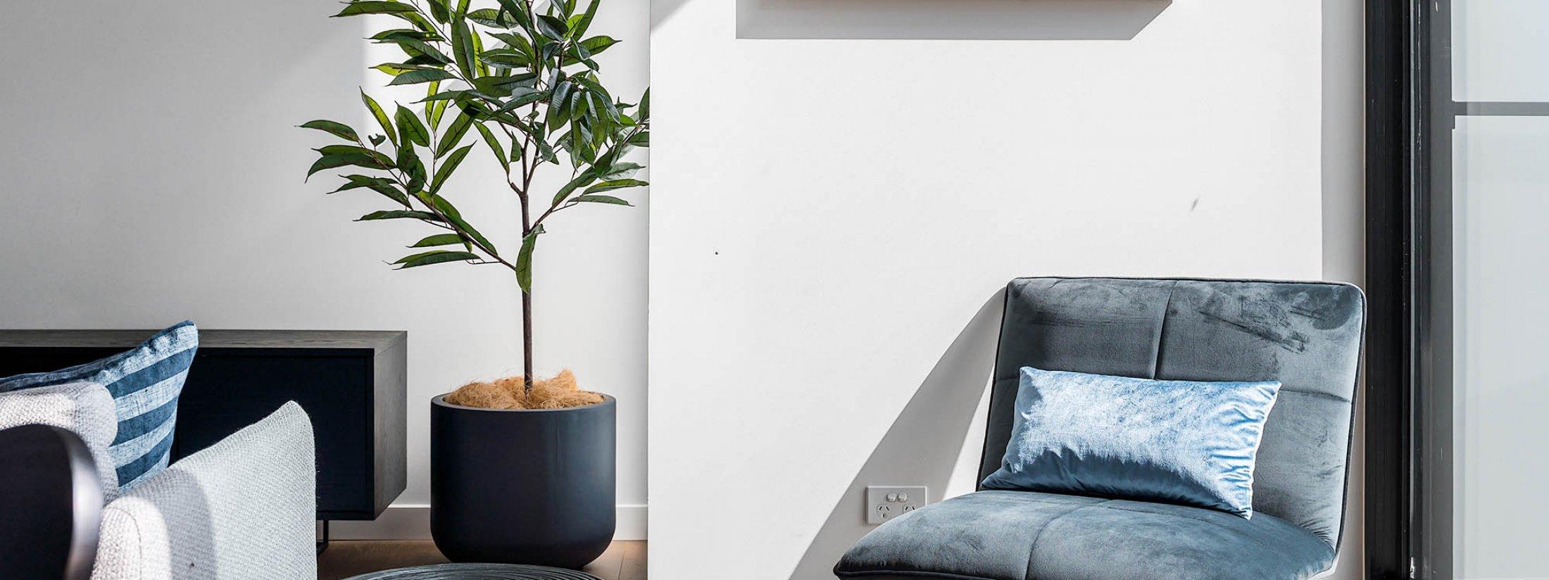 Axel Apartments - The Radnor - Glen Iris - Living Area g