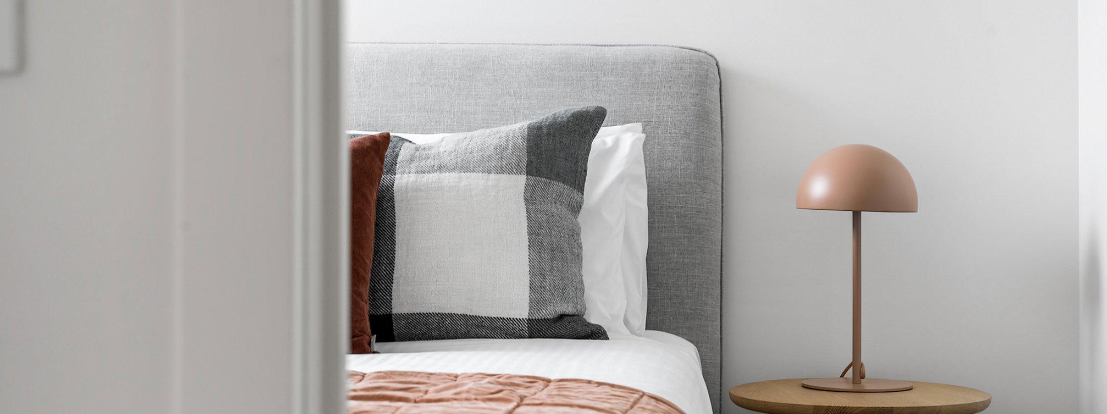 Axel Apartments - The Radnor - Glen Iris - Master Bedroom c