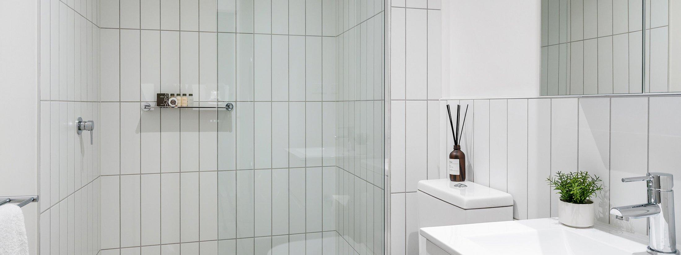 Axel Apartments 103 The Hadley - Glen Iris - Bathroom shared