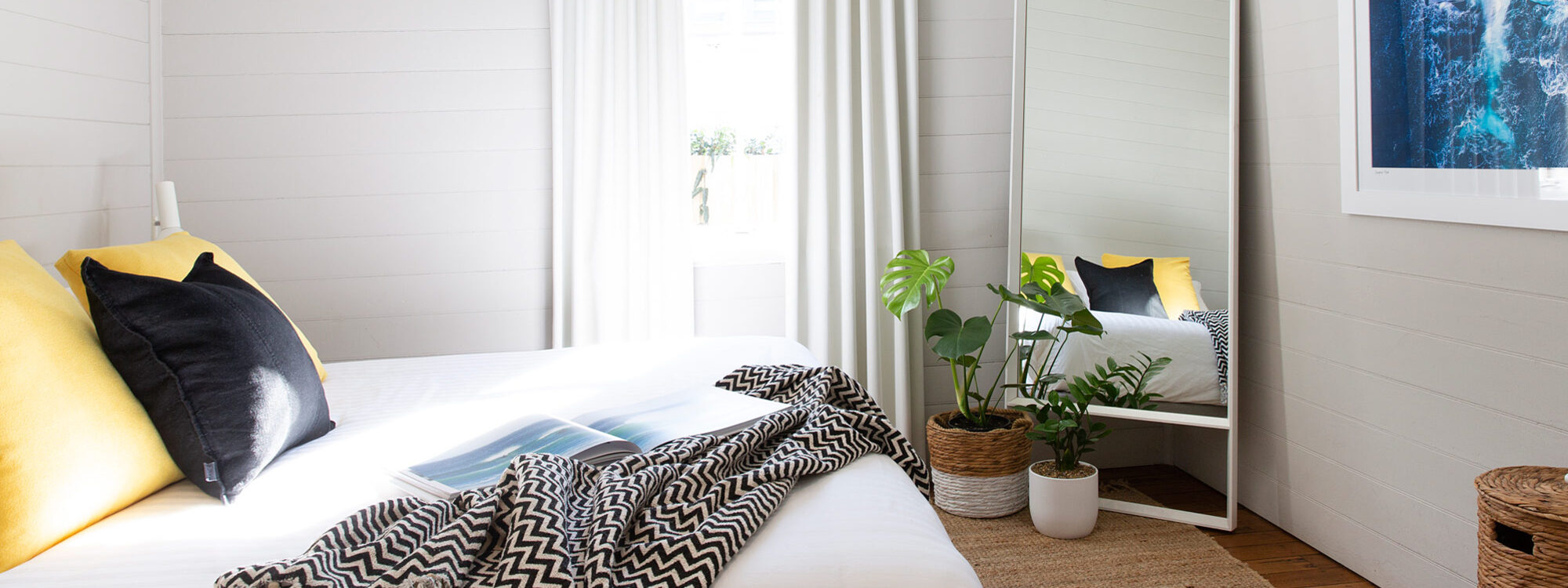 Bacchus - Byron Bay - Second Bedroom