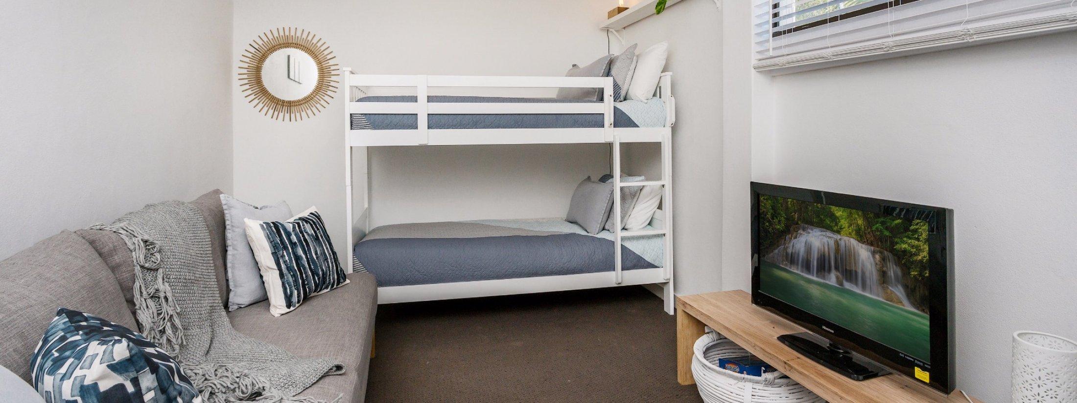 Banjo's on Paterson - bunk room