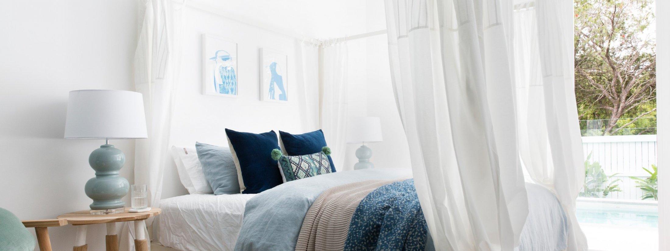 Barrel and Branch - Byron Bay - master bedroom