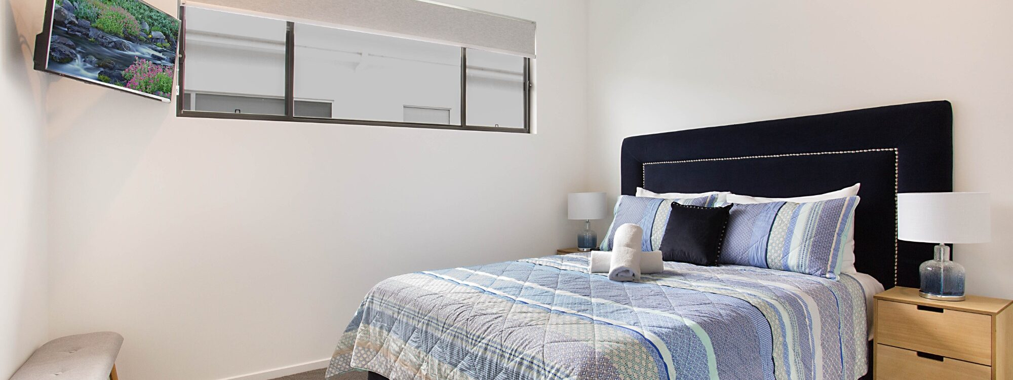 Bay Breeze - Broadbeach waters - Gold Coast - Bedroom 2